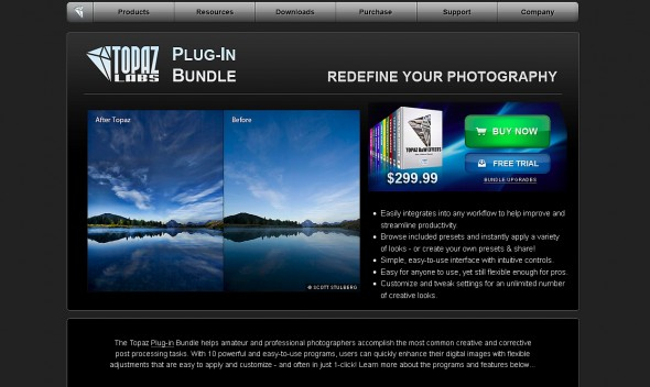 Topaz Labs Plugin Bundle