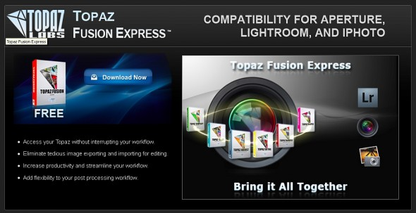 Topaz Fusion Express 2 Free Download