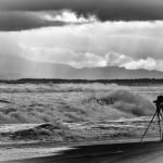 Photographer-Janine-Fugere-Taking-Photos-at-Playa-La-Barqueta-Chiriquí-Panama