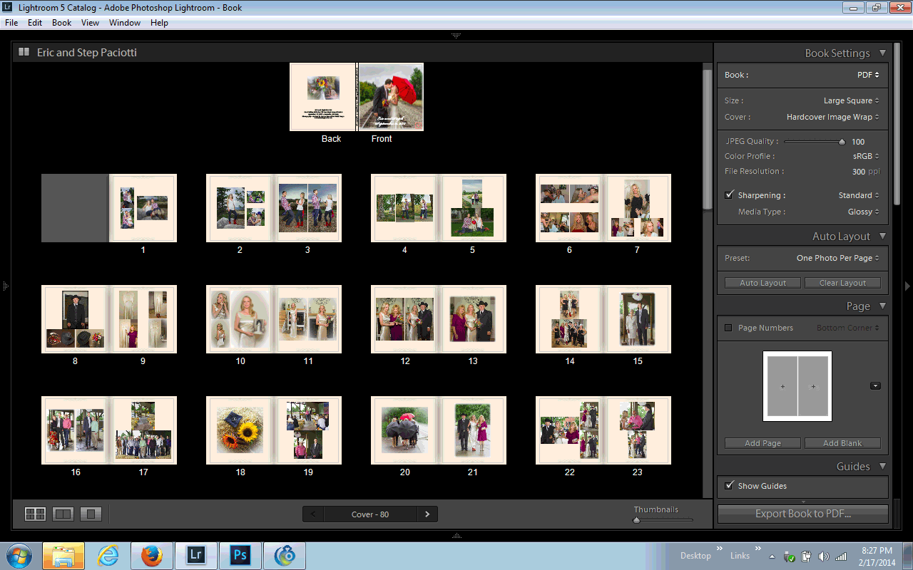 Pdf lightroom 5