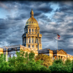 Colorado State Capital Building in Denver: As Seen by Janine