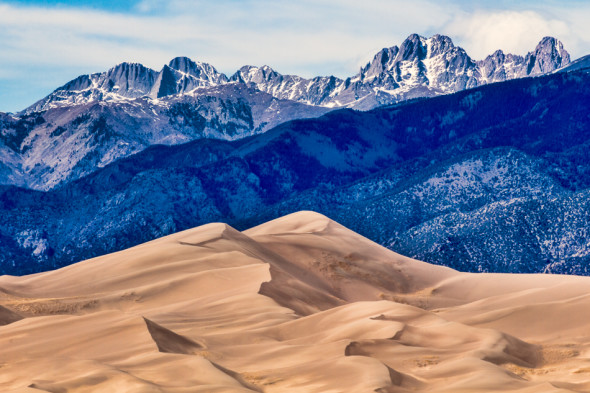 Great Sand Dunes Topaz Classic Collection Brilliant Warm Preset